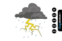 Storm Clipart Product Image 1