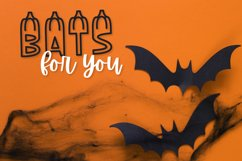LUMPKINS - A Silly Word Art Halloween Font Product Image 5