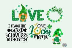 St Patrick's Day svg, Bundle svg, Clover svg, Cricut Files Product Image 3