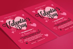 Valentines Day Flyer Product Image 2