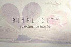 JaneDoe Sans Serif font Product Image 4