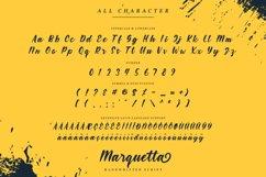 Marquetta Handwritten Font Product Image 2