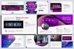 Braze Innovative Keynote Template Product Image 2