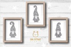 Gnomes Bundle svg , Scandinavian Gnomes SVG, Gnome Clipart, Product Image 4