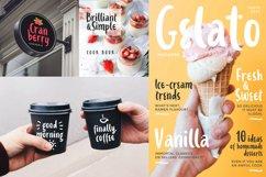 Ice-cream & Berries Font Product Image 3