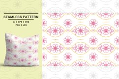 Vintage Floral Seamless Pattern 01 Product Image 1
