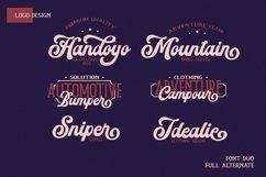 Sunday Sugar Script Font Product Image 2