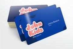 Fun Blob - Funny Kids Font Product Image 4