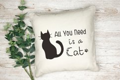 Cat Lover Quote Product Image 6