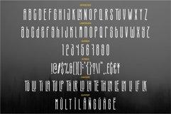 Therlalu - Condensed Sans Serif Font Product Image 4