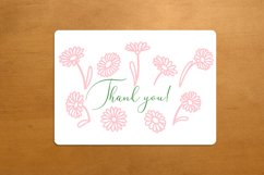 Daisy SVG, Floral Clipart, Flowers SVG, Mothers Day SVG Product Image 3