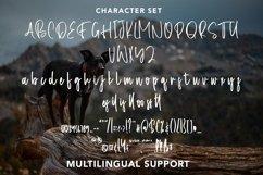 Web Font Dogwood - Cool Handwritten Font Product Image 6