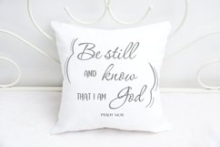 Christian SVG Bundle - 6 Bible Verse Designs Product Image 3