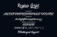 Regina Script Product Image 4