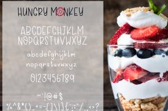 Hungry Monkey - Font Duo Product Image 5