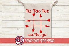 Valentine's Day | Tic Tac Toe Bundle SVG DXF EPS PNG Product Image 3