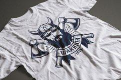 Viking Warrior Logo Template Product Image 4