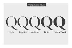 LEGATUM font family Product Image 5