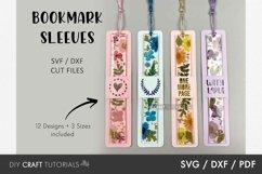 Bookmark Display Card svg, Bookmark Holder svg Product Image 1