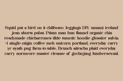 Bungalow Font Product Image 4