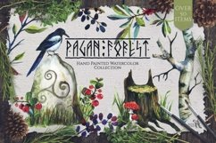 Pagan Forest Watercolor Kit Product Image 1