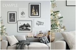 Christmas Frame Mockup Bundle Product Image 6