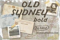 Old Sydney_Bold Product Image 1