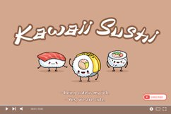 Hiany Lau - Chinese Display Font Product Image 3