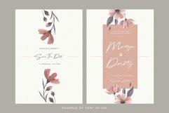 Malibu Sunset - A Beautiful Font Duo Product Image 4