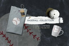 Baseball collection. Sport. Product Image 1