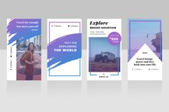Travello Instagram Stories Template Product Image 3