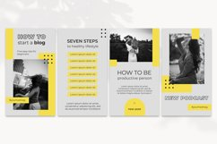 Coach Instagram Stories Template Canva and PSD Product Image 2