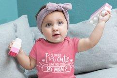 Baby sayings svg bundle - baby onesie svg Product Image 5