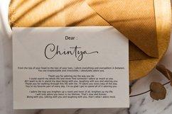Secretoria - A Modern Handwritten Font Product Image 2