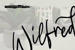 Web Font Bashiel - Handwritten Font Product Image 2