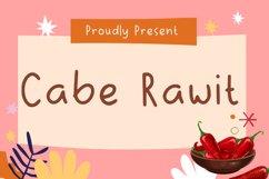 Cabe Rawit Product Image 1