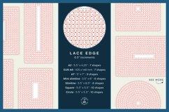 Stitched Nesting Shapes V3 Fancy Edges | sketch foil SVG Product Image 4