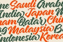 Zapan Font Script Product Image 6