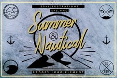 Summer & Nautical Element Pack Product Image 2