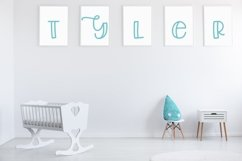 Web Font Everywhere - A Cute Hand-Lettered Font Product Image 2