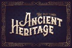 The Far Kingdoms font Product Image 2