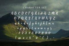 Web Font Highlandia Product Image 4