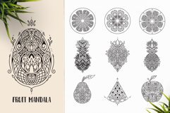 530 Vector Mandala Ornaments Bundle Product Image 10