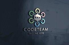 Code Team Logo Product Image 1