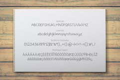 Take Note - A Casual Handwritten Font Product Image 2