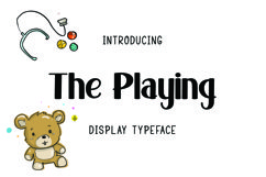 The Playing 3 Falimy Product Image 1