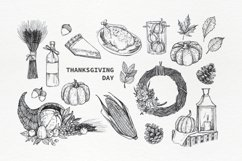 Thanksgiving Day. Autumn collection Product Image 3