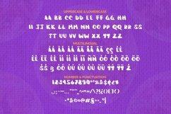 Web Font Cotton Candy Font Product Image 4