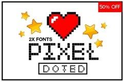 30 Plus Fonts Super Cute Bundle Pack Product Image 2