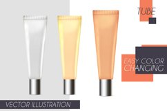 Vector realistic bottles set collection mockup pt.2 Product Image 3